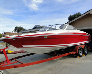 Used Vip 2102 SBR Victory Bowrider Boat For Sale