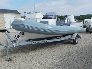 Used Brig Eagle Luxury 6H Tender Boat For Sale
