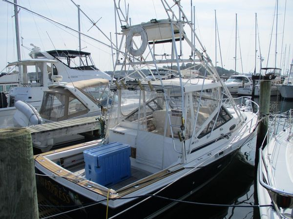 Used Blackfin 32 Combi Sports Fishing Boat For Sale