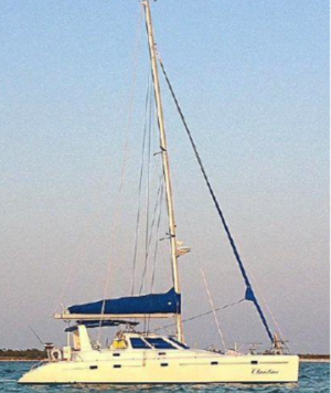 Used Voyage Yachts Norseman 430 Catamaran Sailboat For Sale