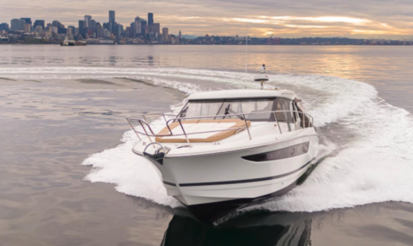 Used Jeanneau NC11 Cruiser Boat For Sale