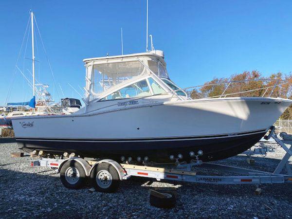 Used Carolina Classic Sport Fisherman Sports Fishing Boat For Sale