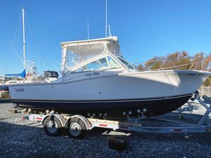 Used Carolina Classic Sport Fisherman Sports Fishing Boat For Sale