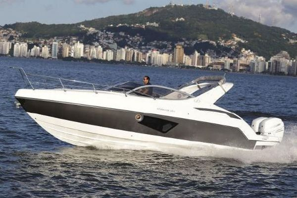 Used Schaefer 303 Express Cruiser Boat For Sale