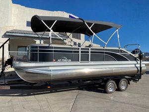 Used Bennington SX 23 SSBXP Pontoon Boat For Sale