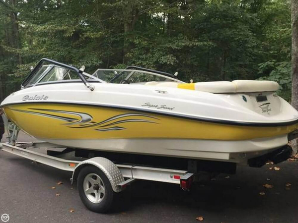 Used Sugar Sand 19 Calais Jet Boat For Sale