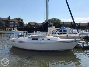 Used Cal 27 Mark III Racer and Cruiser Sailboat For Sale