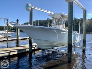 Used Key West 244 CC Bluewater Center Console Fishing Boat For Sale