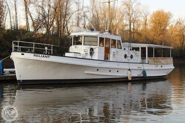 Used Custom Box Boat 63 Passenger Boat For Sale