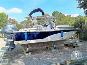 Used Sea Fox 200 Viper Center Console Fishing Boat For Sale