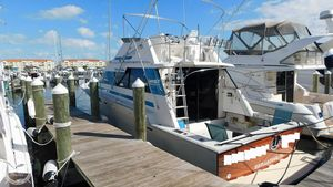Used Luhrs 400 Tournament Sports Fishing Boat For Sale