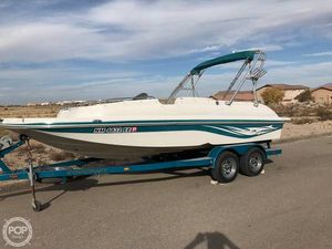 Used Starcraft Aurora Deck Boat For Sale