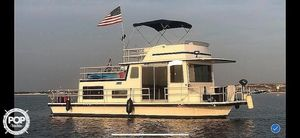 Used Gibson 36 House Boat For Sale