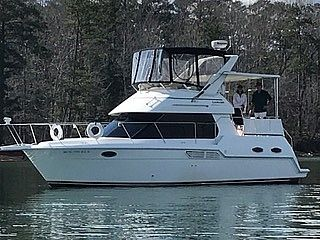Used Carver 326 Aft Cabin Boat For Sale