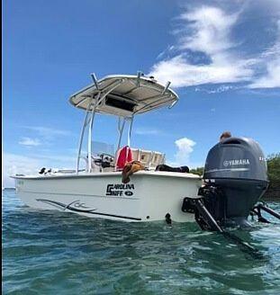 Used Carolina Skiff 21 DLX Bay Boat For Sale