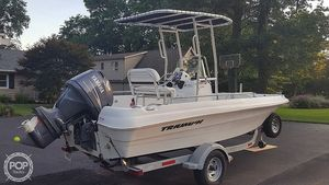 Used Triumph 190 Bay Boat For Sale