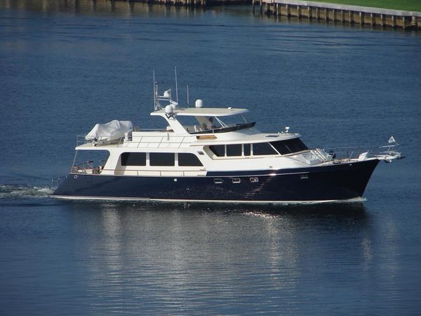 Used Marlow Motor Yacht For Sale