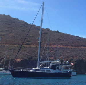 Used Seamaster 46 Motorsailer Sailboat For Sale