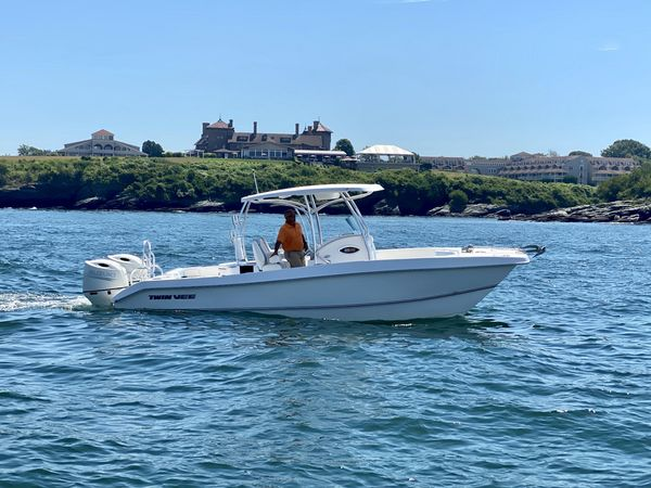 New Twin Vee 260 SE Center Console Fishing Boat For Sale