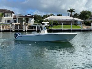 Used Invincible Saltwater Fishing Boat For Sale