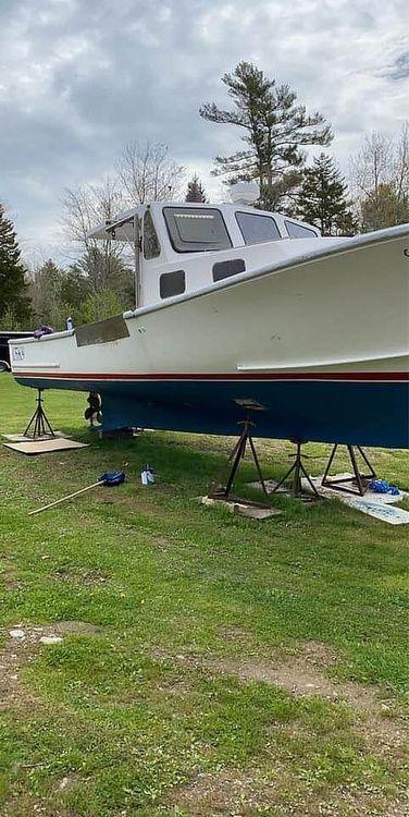Used Stevens Design Five Islands 35 Cruiser Boat For Sale