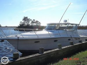 Used Tiara 3800 Open Sports Fishing Boat For Sale