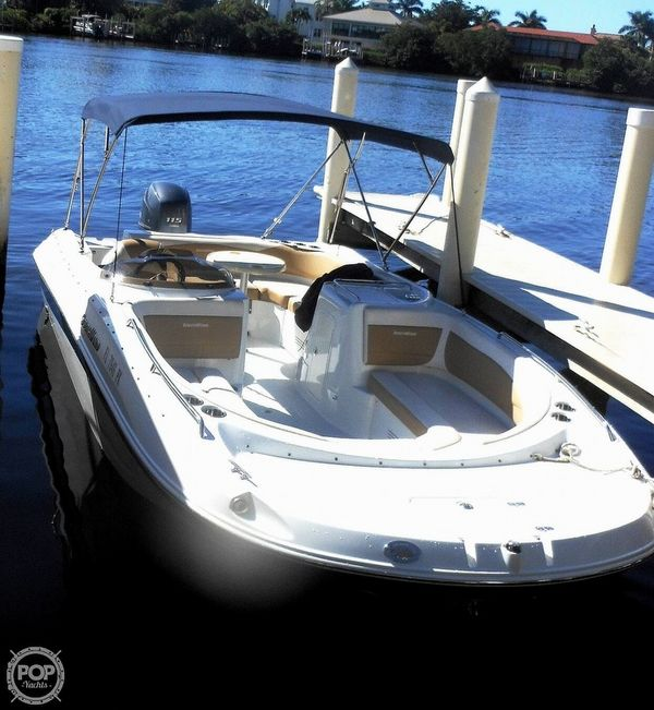 Used Southwind 200 Deck Boat For Sale