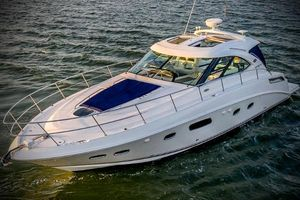 Used Sea Ray 43 Sundancer Motor Yacht For Sale