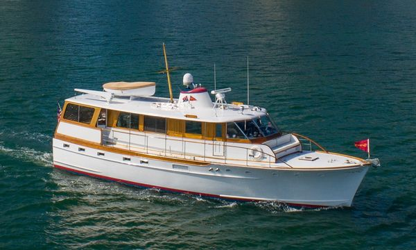 Used Trumpy Motor Yacht For Sale