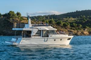 Used Beneteau Swift Trawler 41 Trawler Boat For Sale