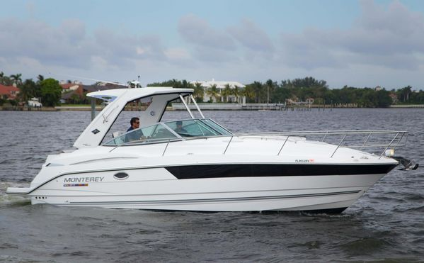 Used Monterey Express Cruiser Boat For Sale