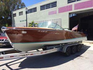 Used Riva Aquarama Super Antique and Classic Boat For Sale