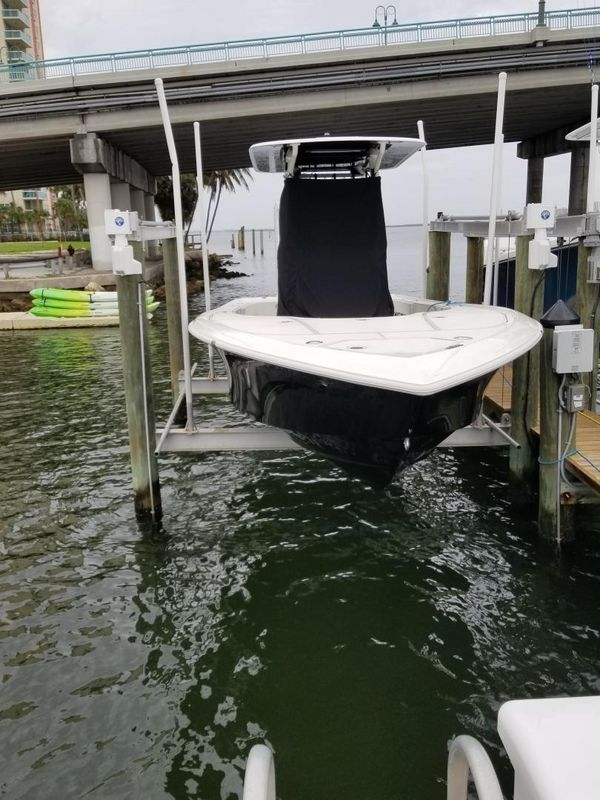 Used Seavee Bay Boat For Sale
