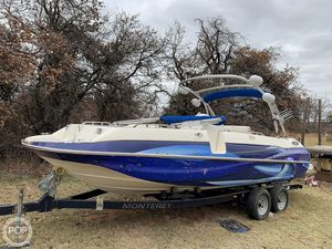 Used Monterey 230 Explorer Open Bowrider Boat For Sale
