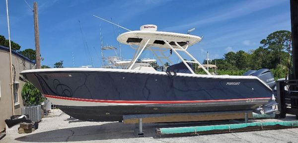 Used Pursuit Sport 280 Center Console Fishing Boat For Sale