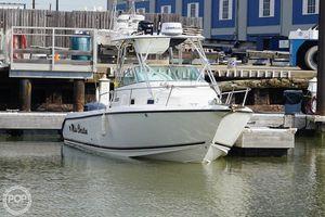 Used Century 3000 Walk-Around Walkaround Fishing Boat For Sale