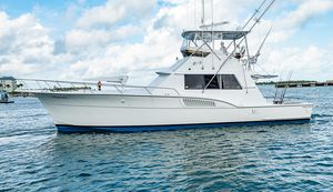 Used Hatteras 53 Convertible Fishing Boat For Sale