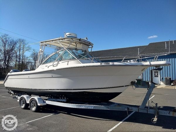 Used Pursuit 2670 Denali LS Walkaround Fishing Boat For Sale