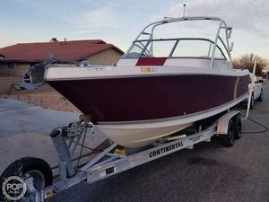 Used Pro-Line 23 Dual Console Bowrider Boat For Sale