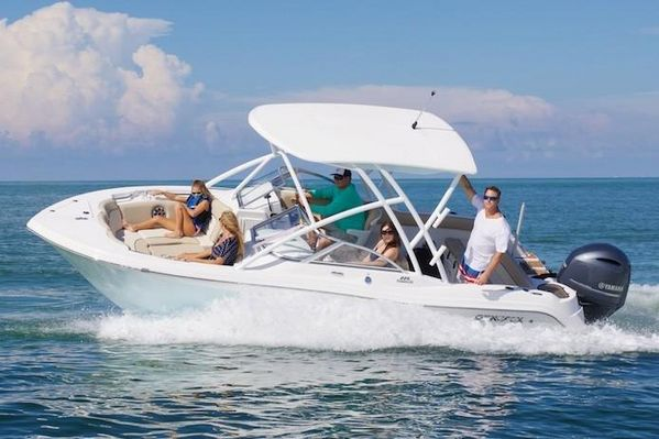 New Sea Fox 226 Traveler High Performance Boat For Sale