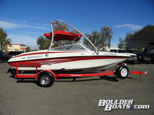 Used Reinell 191 LSE Bowrider Boat For Sale