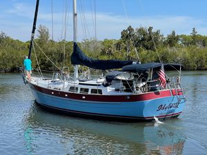 Used Hans Christian Christina 43 Cutter Sailboat For Sale