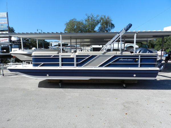 New Hurricane FD 226 Fish Deck Boat For Sale
