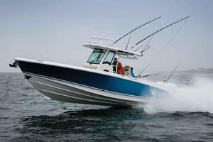 Used Boston Whaler 330 Outrage Center Console Fishing Boat For Sale