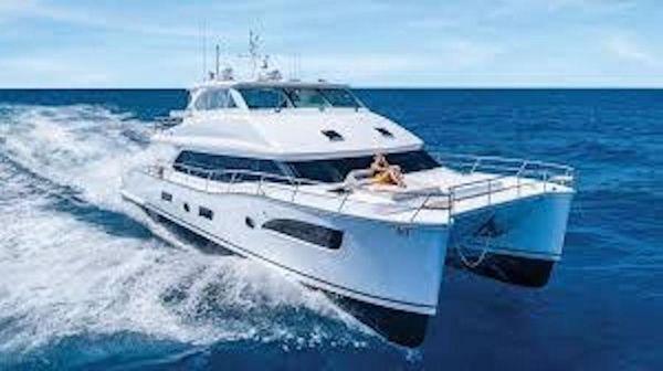 Used Horizon Power Catamaran Boat For Sale