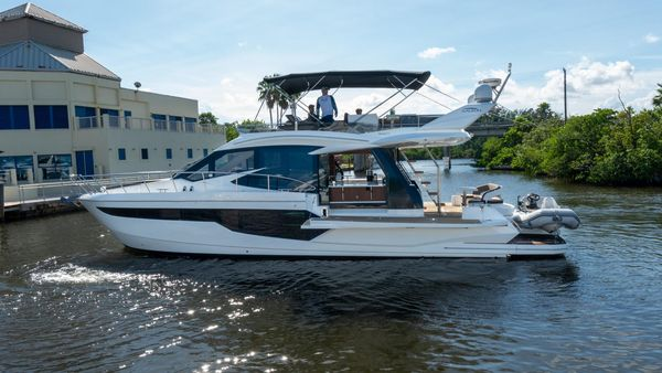 Used Galeon Motor Yacht For Sale