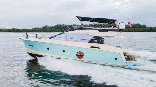 Used Monte Carlo Motor Yacht For Sale