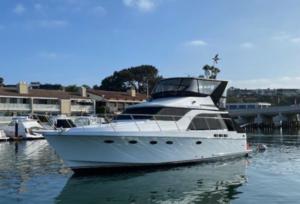 Used Carver 42SS Flybridge Boat For Sale