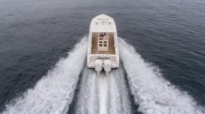 Used Jupiter 38 Saltwater Fishing Boat For Sale