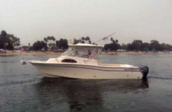 Used Grady-White Marlin Cuddy Cabin Boat For Sale